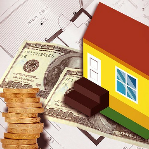 Besparen op een architect