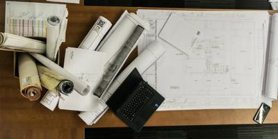 bouwtekening maken